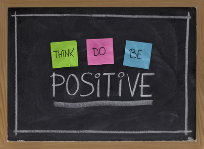 Think, do, be positive! | Feel Great in 8