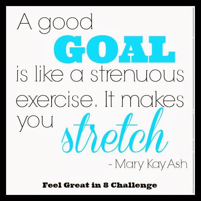 Choosing a Personal Goal