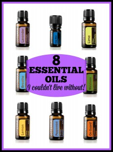 8EssentialOils