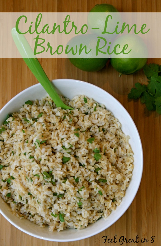 What are some easy recipes that call for brown rice?