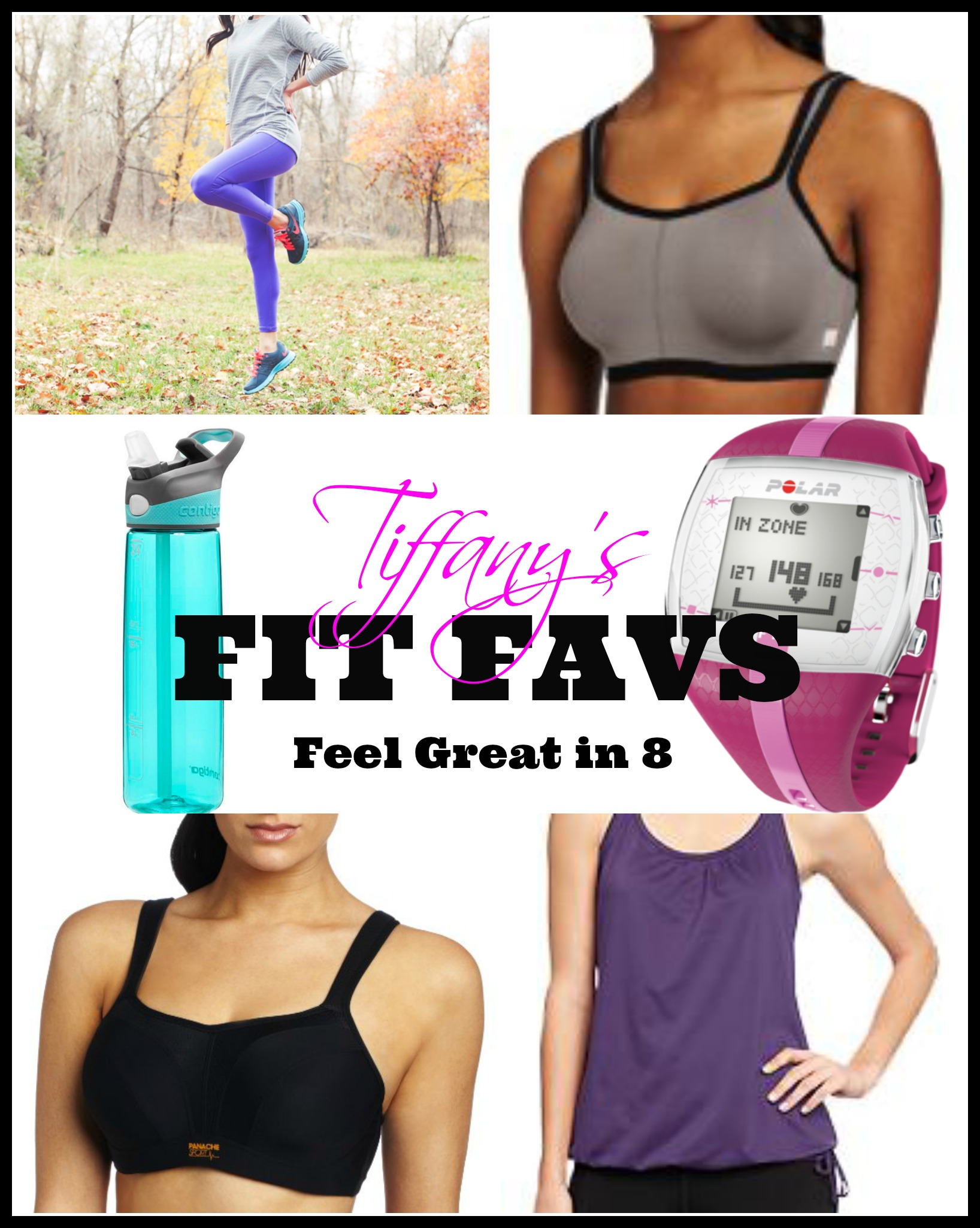My Fit Gear Favorites {Polar HR Monitor Giveaway!}