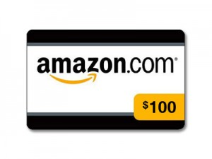 amazon$100