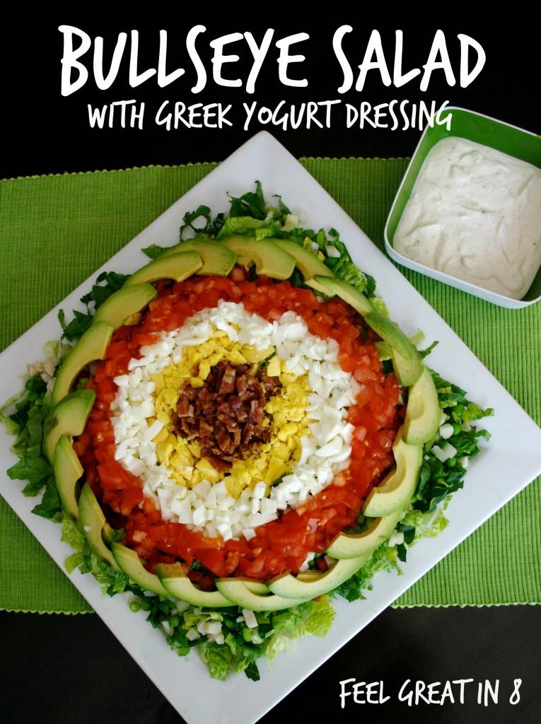 Bullseye Salad