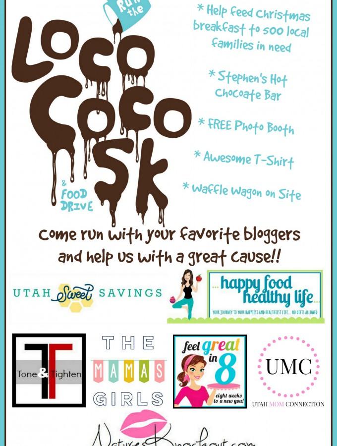 Loco Coco 5k – Free Registration Giveaway!