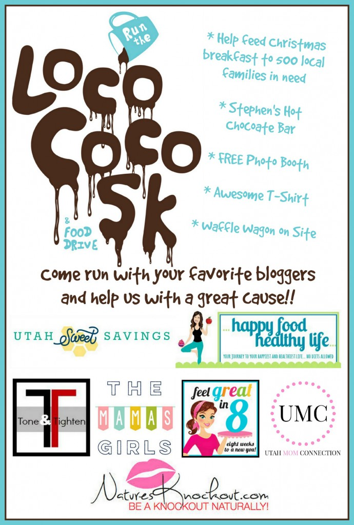 Come run with your favorite bloggers!
