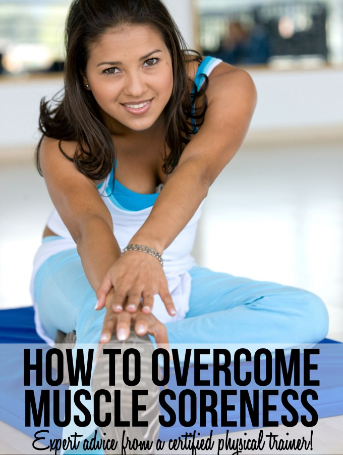 How to Overcome Muscle Soreness - Expert advice from a certified personal trainer! | Feel Great in 8