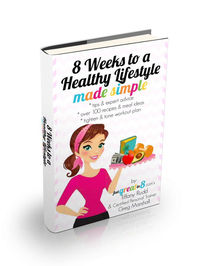 8 Weeks to a Healthy Lifestyle – Made Simple!