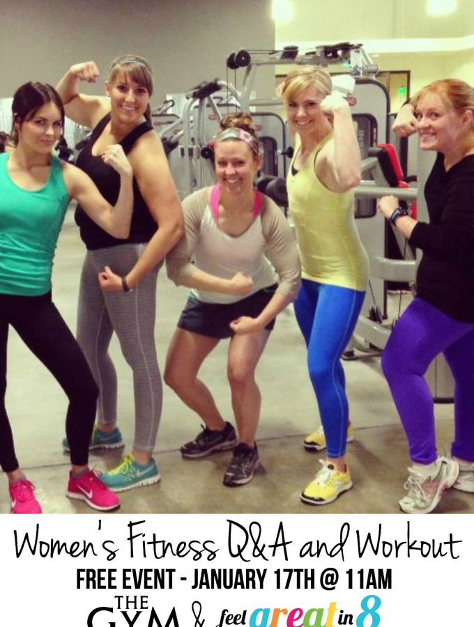 Free Women's Fitness Q&A and Workout Event!