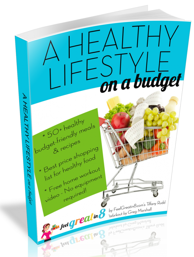 A Healthy Lifestyle on a Budget ebook!