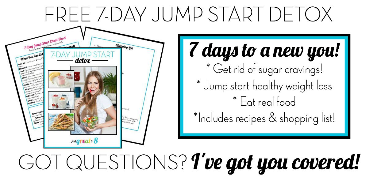 Jumpstart 7 Day Weight Loss Program Pdf
