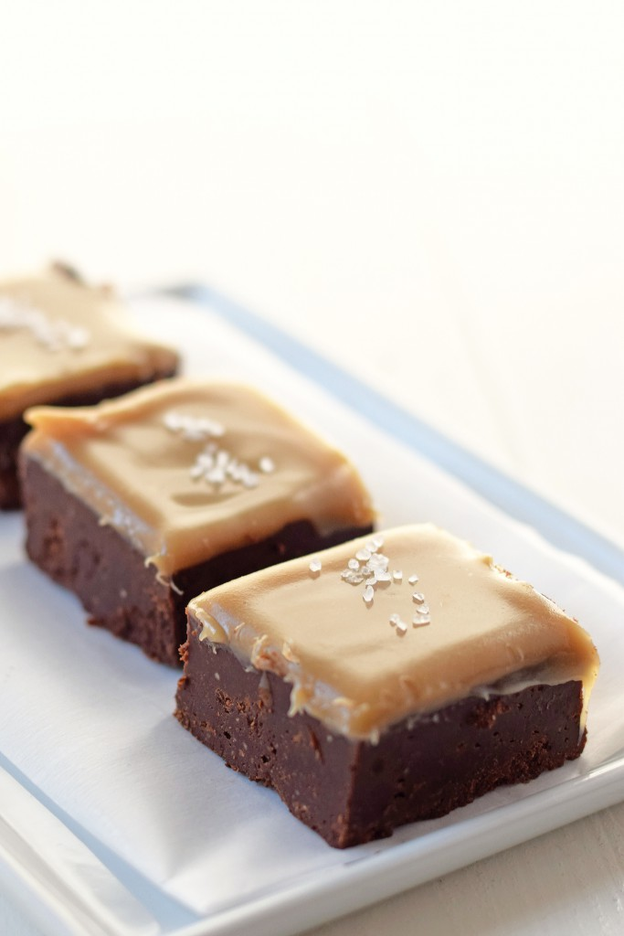 Salted Caramel Fudge | Feel Great in 8