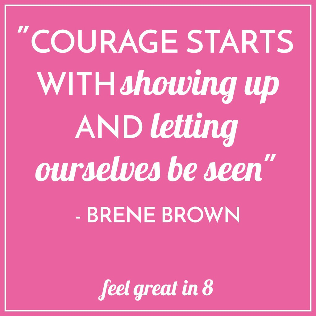 25 Quotes to Inspire & Brighten Your Day - My favorite quotes and thoughts to make you smile, boost your self esteem, and inspire you to bravery!