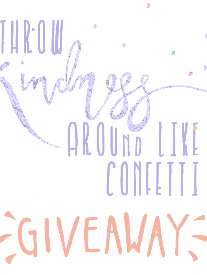 Spread the Love Instagram Giveaway
